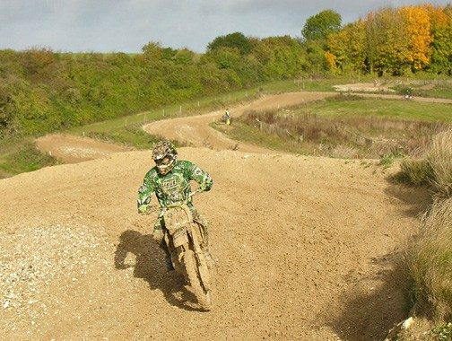 Foxholes Motocross Track, click to close